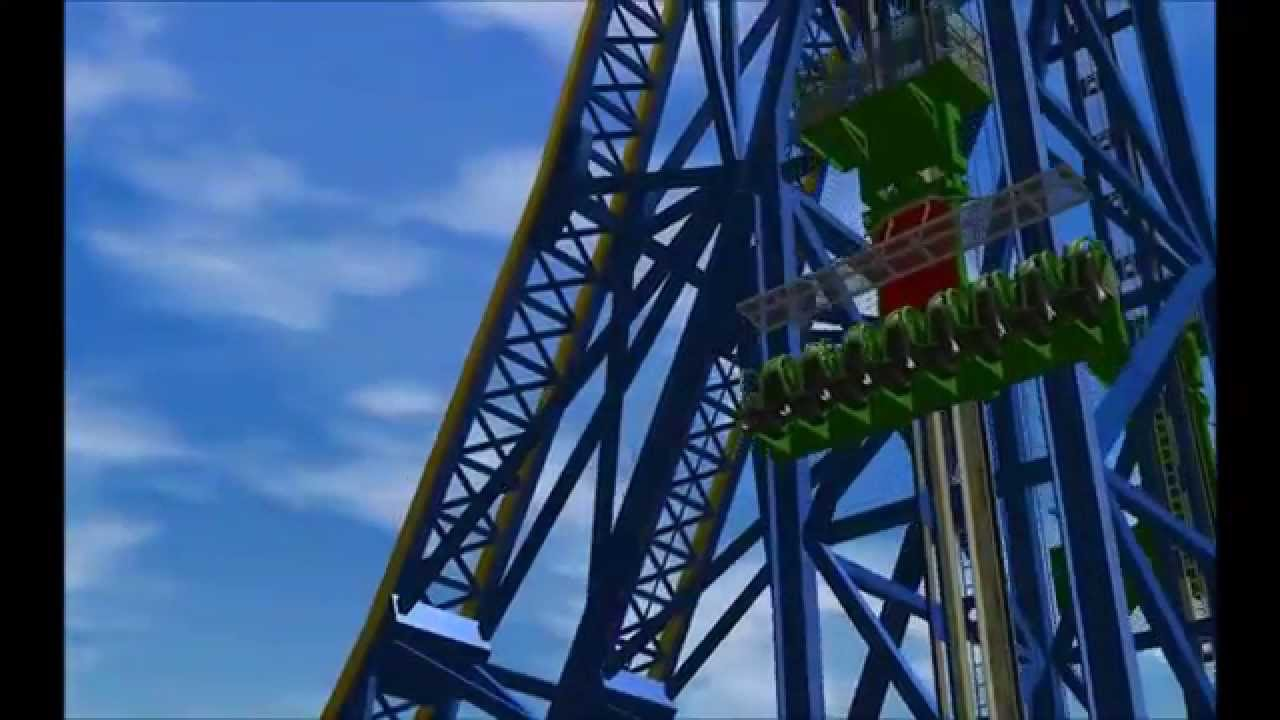 rct3 lex luther drop of doom