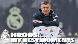 Toni Kroos' SPECIAL Real Madrid moments!