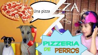 pizzeria perruna a domicilio Zarolakids / pizzeria para perros / pizza de perro thumbnail