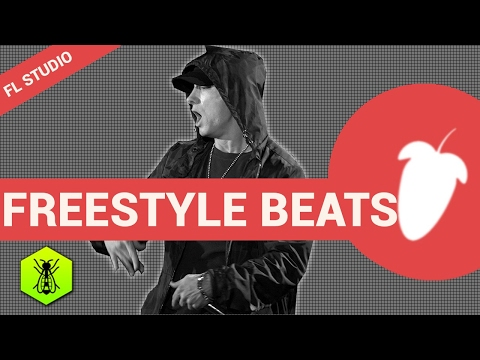 How to Make a FREESTYLE BEAT in FL Studio 12