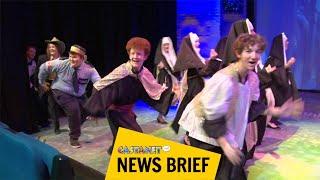 Local school livestreams musicals