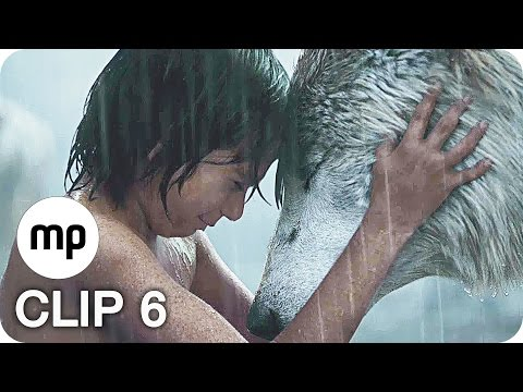 DISNEY'S THE JUNGLE BOOK Film Clip 6: Mogli verlässt das Rudel (2016)