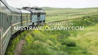 Trans Siberian Railway - Beijing to Ulaanbaator, Mongolia