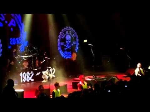 W.A.S.P Live Trollhättan 2012-10-11 HD I Wanna Be Somebody!