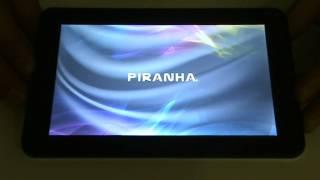 Pirhana Zoom Recovery Mode