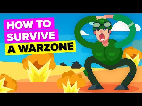 How Can You Survive In A Warzone With No Military Training?