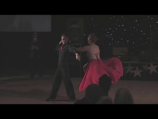 Maureen 'Waltzing Queen' Eberts—Calgary STARS Gala 2014
