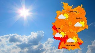 Wetter: Es wird wieder wärmer (17.07.2019)