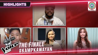 The Voice Coaches, pinuri ang performance ng Kamp Kawayan | The Voice Teens Philippines 2020