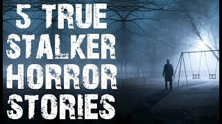 5 TRUE Creepy & Disturbing Stalker Horror Stories to Freak You Out! | (Scary Stories)