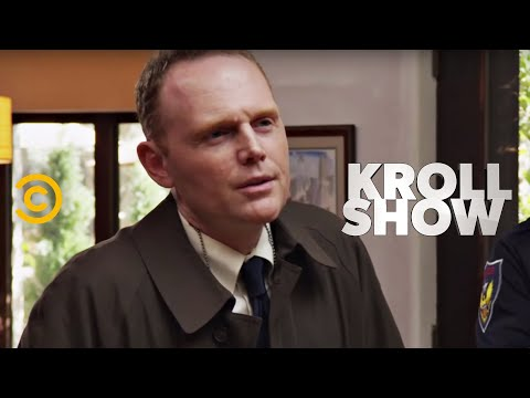 Kroll Show - Dr. Armond - Questioned by Detective Smart