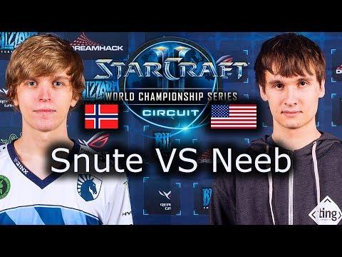 Neeb VS Snute - WCS Montreal 2017 - FINAL - polski komentarz
