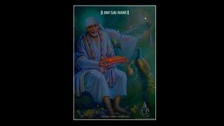 Sai Tere Naam Ke Deewane Ho Gaye WhatsApp status/ Sai Baba dj remix Status/ Sai Baba Remix Ringtone