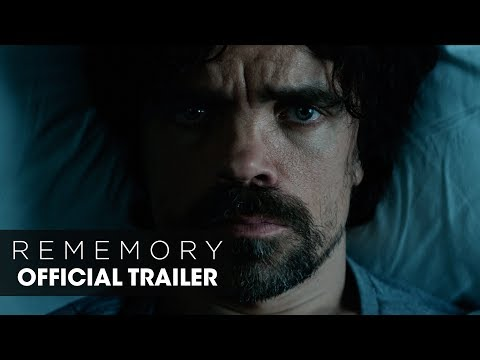 REMEMORY 2017 Movie     Peter Dinklage, Anton Yelchin
