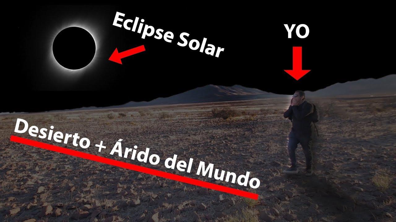 Me perdí en el Eclipse Solar