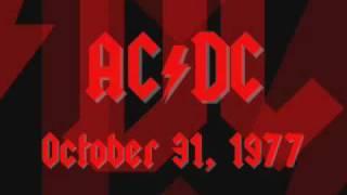 AC/DC - Bon Scott Interview Part 1
