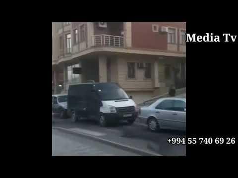 Azərbaycan Avtomobil Yolları Dövlət Agentliyinin Sədri Saleh Məmmədovun Villası Qarşısında  Müraciət