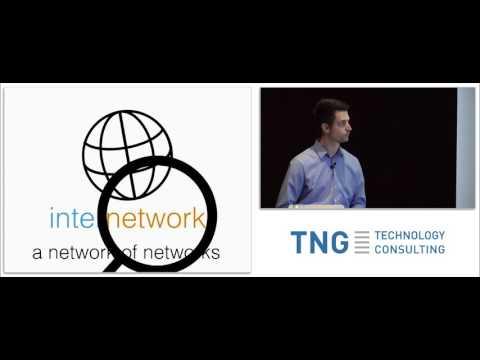 Verbindung zum Kern des Internets – Einsichten eines Internet-Knotenbetreibers
