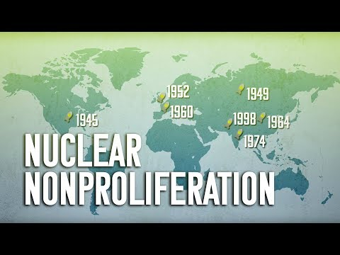 Using Science to Confine the Spread of Nuclear Weapons