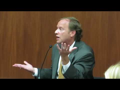 Senator Jim Brochin Testifies Baltimore County Council: Reject Royal Farms Project - July 2017