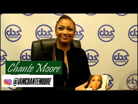 Chante Moore Visits ATL Talks Rise Of The Phoenix & Addresses If She Has A Man & Fans React