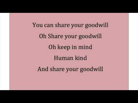 Share Your Goodwill - WTE