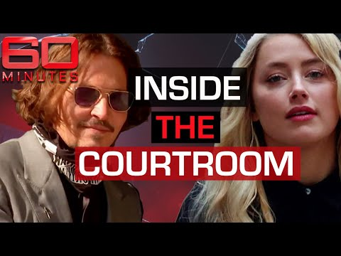 Sex, drugs and dirty laundry: inside the Johnny Depp and Amber Heard case | 60 Minutes Australia