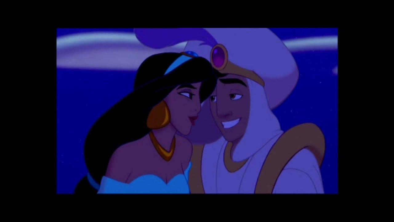 Disney Aladdin a whole new world norwegian - YouTube