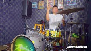 Gigi - kota santri *drum cover*