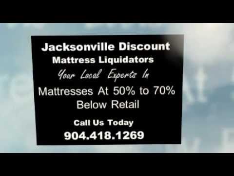 Jacksonville Discount Mattress Store In Jacksonville 904-418-1269