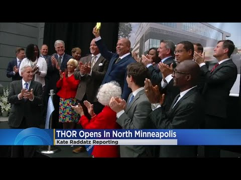 New Minneapolis Building Represents Beacon Of Hope