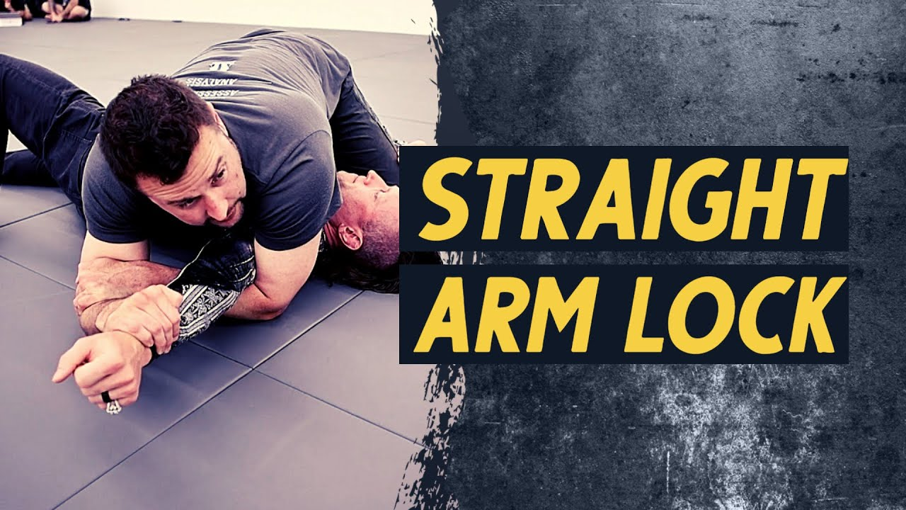 Straight Arm Lock | Sheepdog Response