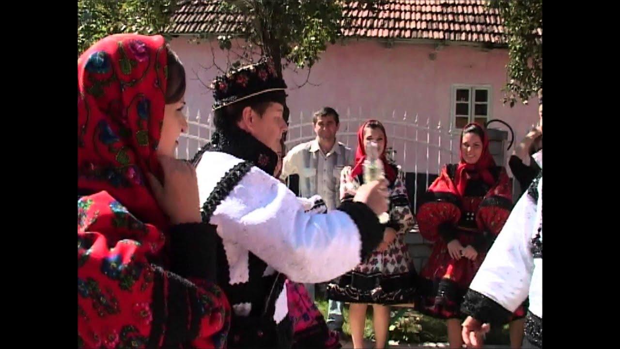 Nunta Oseneasca Negresti Oas Alina Ioan Youtube