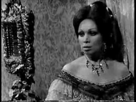 Mirella FRENI. E strano!...Ah! forse´è lui. La Traviata. (1965)