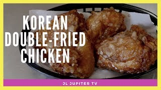 Korean Double-Fried Chicken - The best Fried chicken in Fishtown, Andy's Chicken