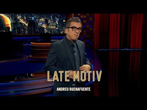 LATE MOTIV - Monólogo de Andreu Buenafuente. 'El cobete'    #LateMotiv356