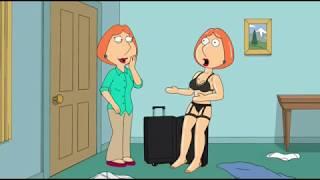 Family Guy Time Season 15 Episode 10 – Passenger Fatty Seven