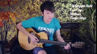 DI TINGGAL RABI - COVER BY NATHAN FINGERSTYLE...