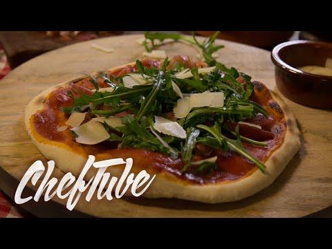 comment-faire-une-pâte-à-pizza-italienne---recette-dans-la-description