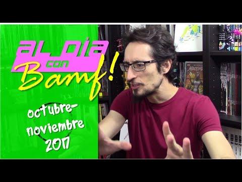 Al día con Bamf! | octubre-noviembre 2017