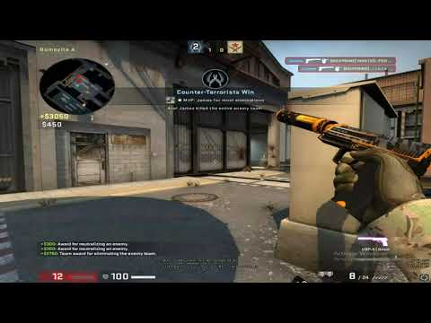 CS:GO Nice shots and funny moments