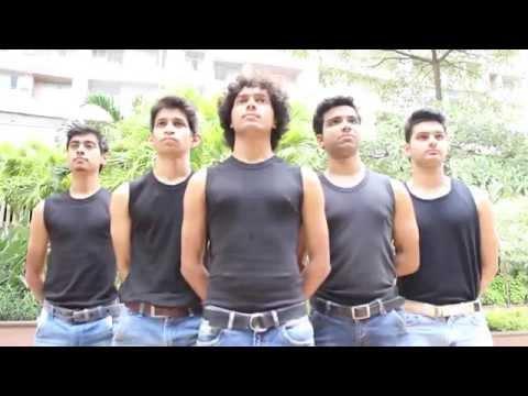 Vande Mataram - Disney's ABCD 2 - Dance Video :: Dancing Jack Crew -  ||DJC||
