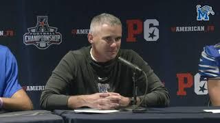 Memphis Football: Mike Norvell Cincinnati Post Game Press Conference 12/07