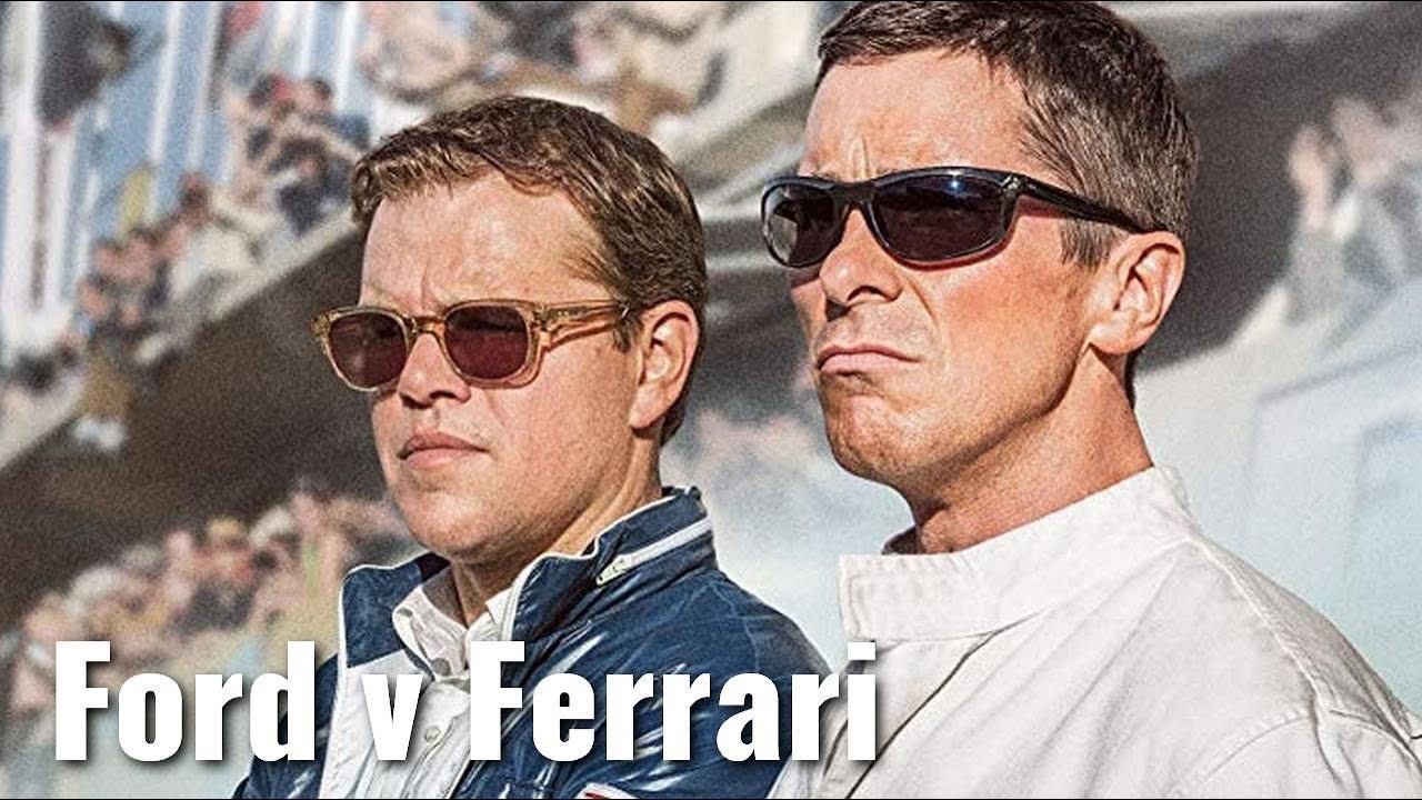 Ford V Ferrari Soundtrack Tracklist Ford V Ferrari 2019