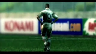 Pro Evolution Soccer 3 - Introduction du jeu - PS2.mov