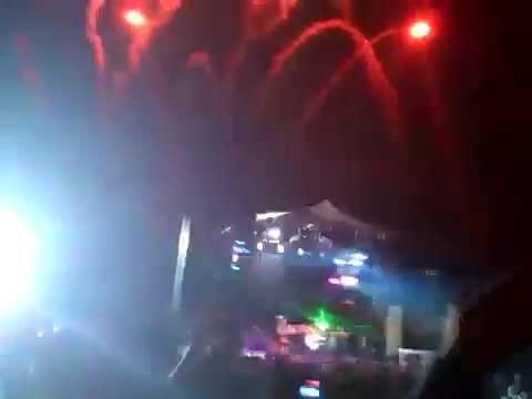 Dash Berlin en Six Flags México - Waiting @Six Flags Mexico