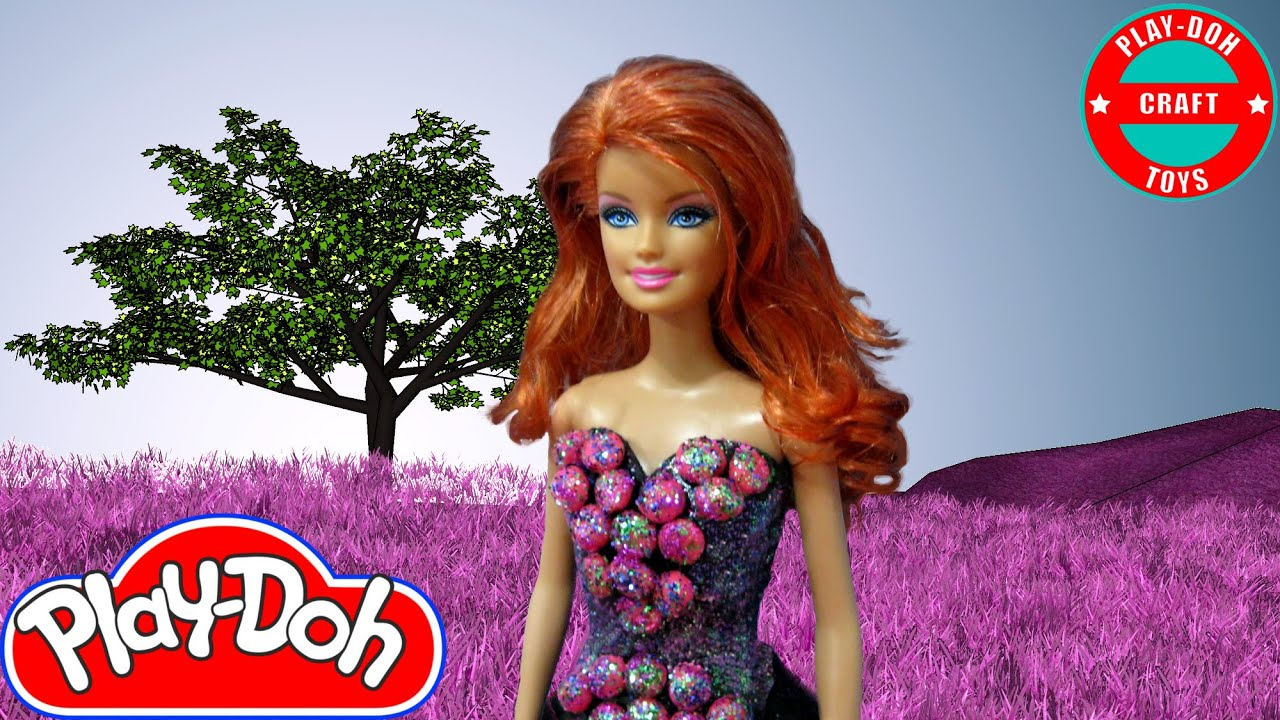 Play Doh Barbie Selena Gomez - Love You Like A Love Song ...