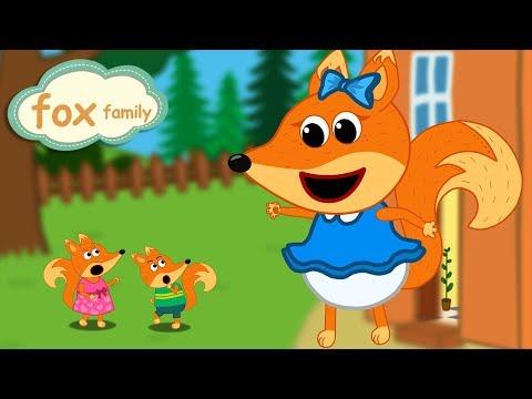 Fox Family en Español Capitulos Completos nuevos | Familia de fox para niños #81