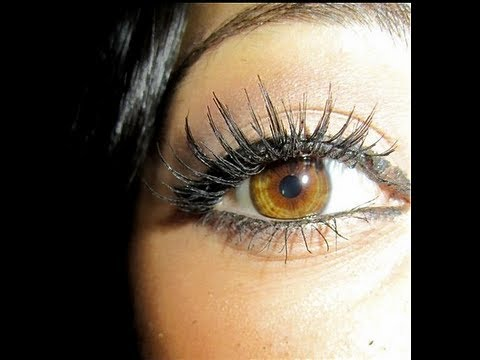How To Get Long N Thick Eyelashes Naturally