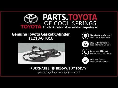 Genuine Toyota 11213-0H010 Cylinder Head Gasket